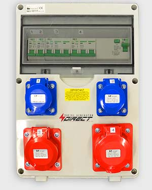 Diesel Generator Distribution Board