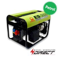 Pramac ES5000 4.3kW Petrol Portable Generator with Honda Engine