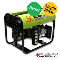 Pramac ES3000 2.2kW 2.5kVA Petrol Portable Generator with Honda Engine