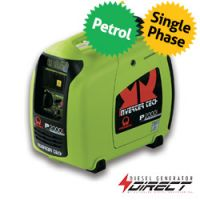 pramac p2000i inverter portable home generator yamaha engine