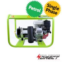2.9kW Pramac with Honda Engine Portable Petrol Generator