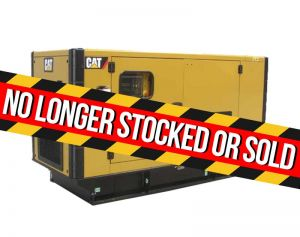 30 kVA Pramac-Perkins GSW30 Silent/Enclosed Diesel Generator