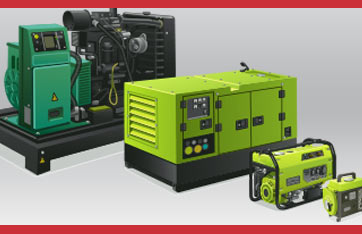Standby, Prime or Continuous Power Supply