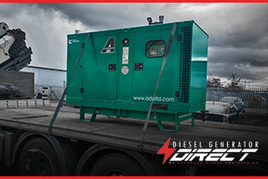 diesel generator to be used for reseller sales