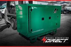 diesel generator for the armed forces