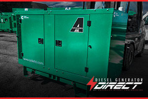 diesel generators for the armed forces