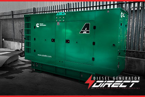 diesel generator for backup
