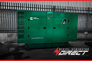 diesel generator for backup power
