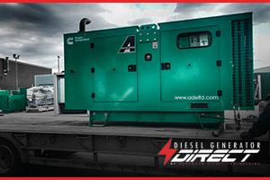 cummins cosmetic power diesel generator