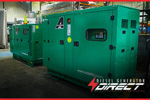 silent genset for power cuts