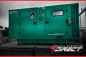 diesel generator for cement works