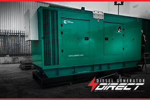 diesel generator contract sales