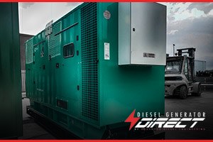 diesel generators for contract sales