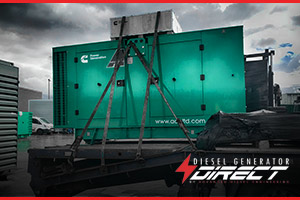 diesel generator to be used for water power