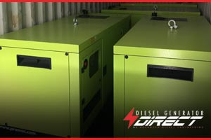 diesel generator for export to africa