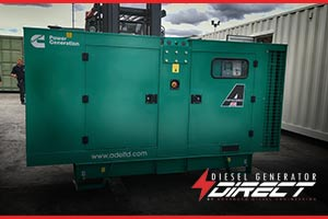 diesel generators for pumping ale