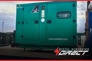 diesel generator for ice power