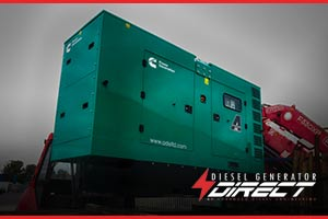 electrical generator warehouse