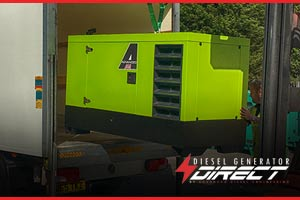 gensets for machinery workshop