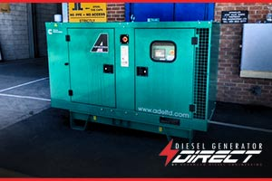diesel generator for standby nigeria power