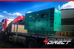 diesel generator for standby in oxford