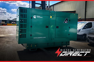 diesel generator for standby power in oxford