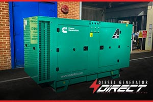 genset power to fuel
