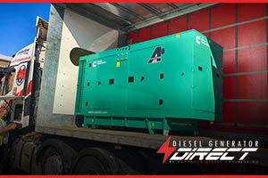 diesel generator to power fuel