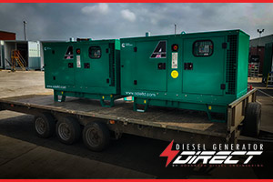 diesel generator for weddings