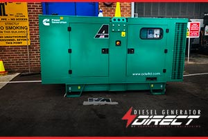 diesel generator to be used at a farm for backup