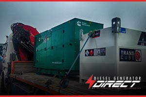 diesel generator for farming agriculture backup