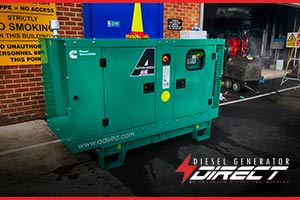 diesel generator to be used for flower power in lincoln