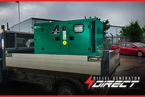diesel generator for flower drug