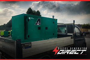 flower diesel generator power backup