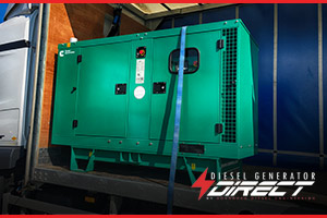 diesel generator to be used for power in Nigeria