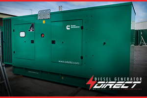 diesel generator for standby power
