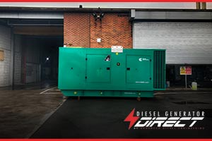 diesel generator for masonry backup