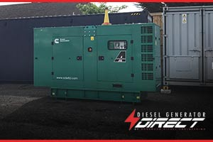 diesel generator to be used for storage power