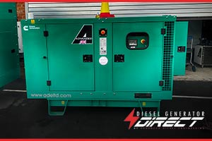 Diesel Generator for delivery to the North West of the UK