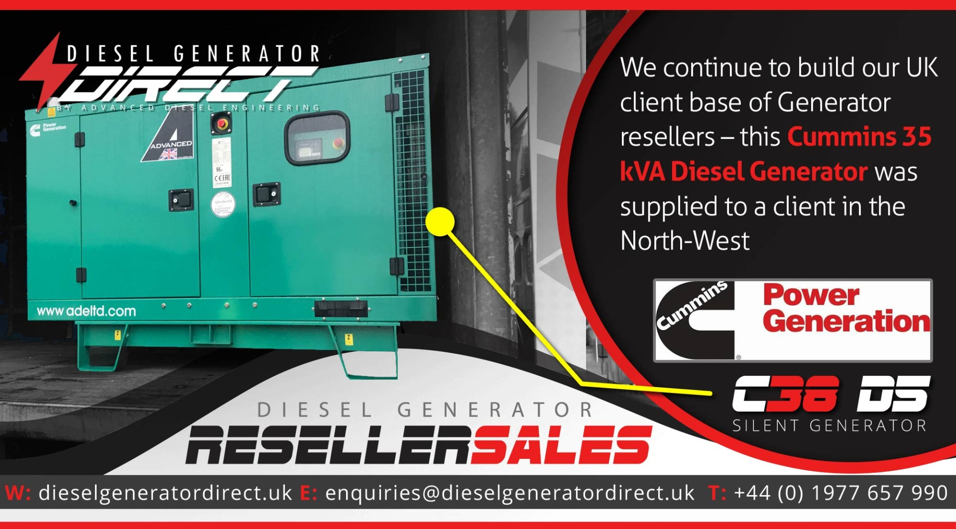 north west diesel generator