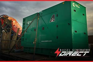 stadium power  silent diesel generator