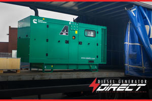 genset power cut london
