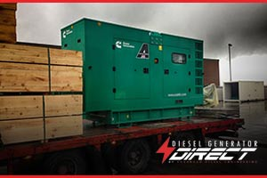 diesel generator saw mill