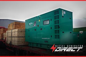 saw mill cummins diesel generator