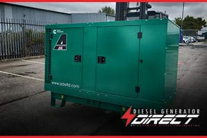 genset metal power