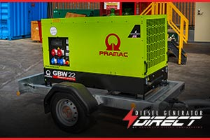 marquee genset