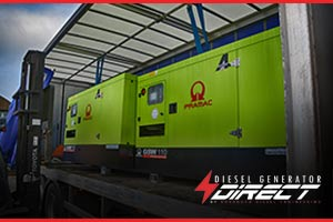 glass diesel generators