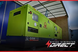 Generators Delivery in Lincolnshire, UK