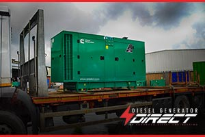 business diesel generator