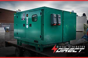double power diesel generator